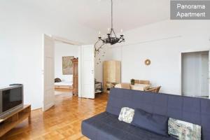 Panorama Danubius Apartment, Appartamenti  Budapest - big - 9