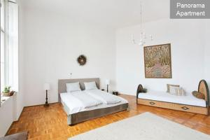 Panorama Danubius Apartment, Appartamenti  Budapest - big - 13