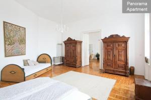 Panorama Danubius Apartment, Appartamenti  Budapest - big - 4