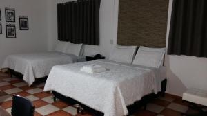 Medieval Hotel, Hotels  Três Corações - big - 26
