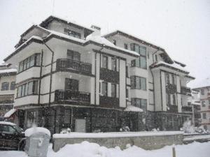 Sveti Stefan Apartment House
