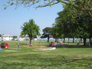 Virginia Landing Camping Resort Cabin 12, Holiday parks  Quinby - big - 9