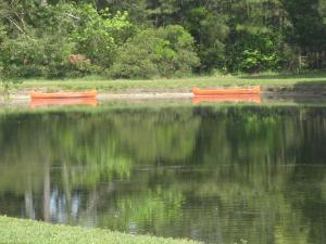 Virginia Landing Camping Resort Cabin 12, Holiday parks  Quinby - big - 2