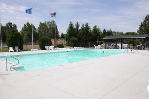 Lakeland RV Campground Loft Cabin 7, Ferienparks  Edgerton - big - 11