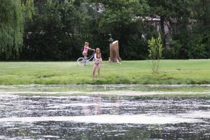 Lakeland RV Campground Loft Cabin 7, Ferienparks  Edgerton - big - 9