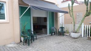 Casa 150 Metros da Praia da Enseada, Holiday homes  Guarujá - big - 7