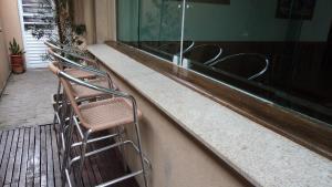 Casa 150 Metros da Praia da Enseada, Holiday homes  Guarujá - big - 26