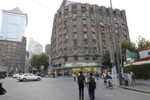 Century-Old Apartment