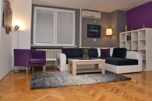 Luxury apartment near Skopje Parliament