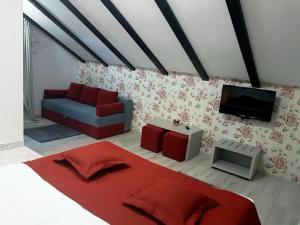 Pensiunea Valea Prahovei, Guest houses  Comarnic - big - 17