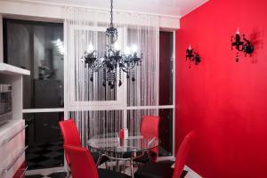 Apartments on Koltsovskaya
