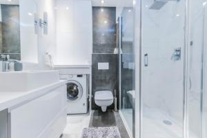 Pohulanka Luxury, Apartmány  Gdaňsk - big - 10