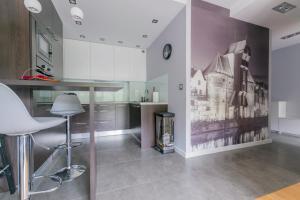 Pohulanka Luxury, Apartmány  Gdaňsk - big - 5