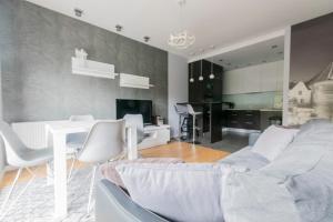 Pohulanka Luxury, Apartmány  Gdaňsk - big - 3