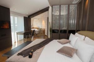 Solun Hotel & SPA, Hotely  Skopje - big - 43