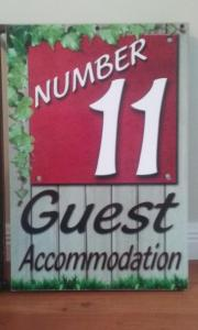 Number 11 Guest Accommodation