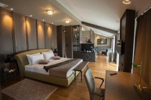 Solun Hotel & SPA, Hotely  Skopje - big - 30