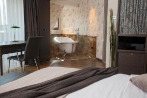 Solun Hotel & SPA, Hotels  Skopje - big - 46