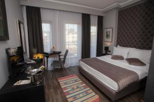 Solun Hotel & SPA, Hotely  Skopje - big - 29