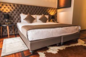 Solun Hotel & SPA, Hotels  Skopje - big - 49