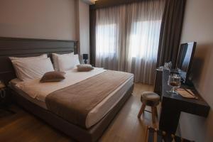 Solun Hotel & SPA, Hotels  Skopje - big - 27
