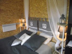 Chez Christy, Bed & Breakfast  Voussac - big - 118