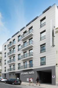 Лиссабон - Fenicius Charme Hotel