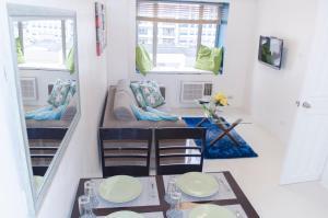 Short Term Rentals Makati Parkplace, Apartmány  Manila - big - 18