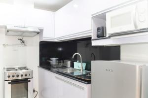 Short Term Rentals Makati Parkplace, Apartmány  Manila - big - 35