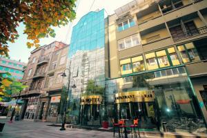 Elsa Hotel, Hotels  Skopje - big - 17
