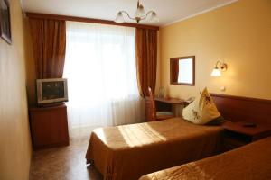 Hotel Buzuli, Hotely  Kurgan - big - 17