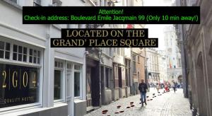 2GO4 Quality Hostel Brussels Grand Place, Брюссель