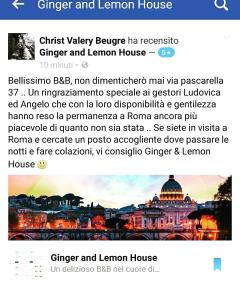 B&B Ginger&Lemon House