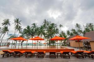 Koh Kood Paradise Beach, Rezorty  Ko Kood - big - 68