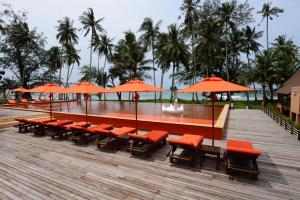 Koh Kood Paradise Beach, Rezorty  Ko Kood - big - 69