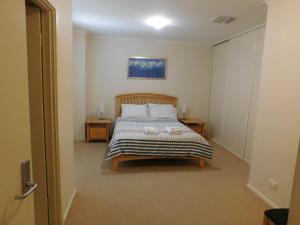 Apartment mit 2 Schlafzimmern und Strandblick