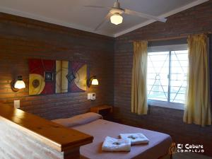 El Cabure Complejo, Apartments  Villa Carlos Paz - big - 8