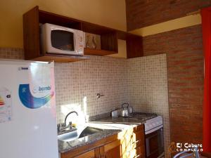 El Cabure Complejo, Apartments  Villa Carlos Paz - big - 15