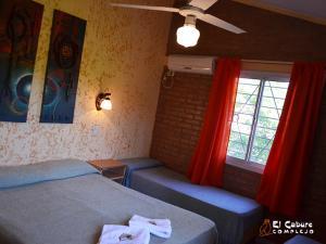 El Cabure Complejo, Apartmány  Villa Carlos Paz - big - 16