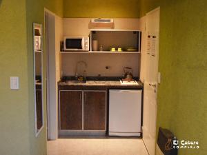 El Cabure Complejo, Apartments  Villa Carlos Paz - big - 25