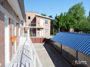 El Cabure Complejo, Apartments  Villa Carlos Paz - big - 26