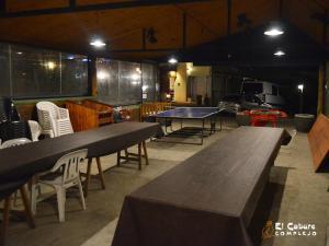 El Cabure Complejo, Apartments  Villa Carlos Paz - big - 52