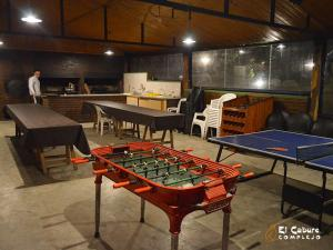 El Cabure Complejo, Apartments  Villa Carlos Paz - big - 53
