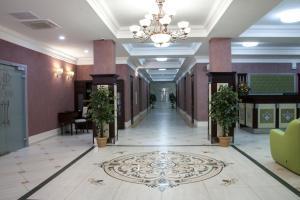Green Hall Hotel, Szállodák  Kamenszk-Uralszkij - big - 34