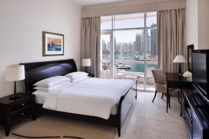 Two Bed Room Suite  with Palm Island Sea View
