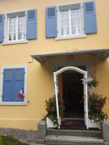 Les Volets Bleus Alsace Vosges