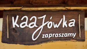 KAAJowka Ludowa Chata w Bieszczadach