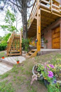 Cabañas Gonzalez, Lodges  Villa Gesell - big - 71