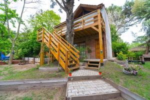 Cabañas Gonzalez, Lodges  Villa Gesell - big - 72