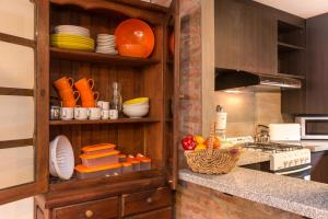 Cabañas Gonzalez, Lodges  Villa Gesell - big - 101